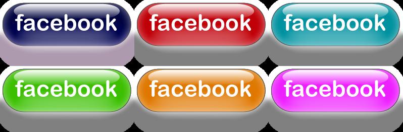 [自作]アクア風Facebookアイコンを作ってみた[フリー]