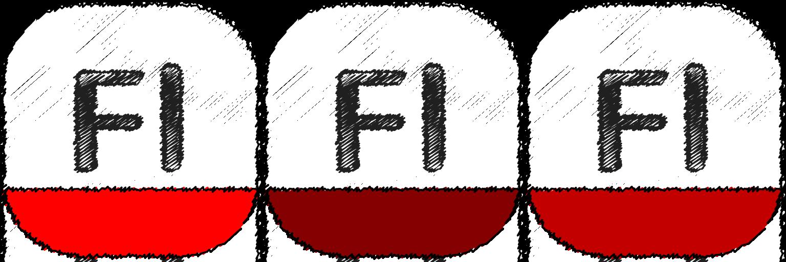 [自作]手書き風Flashアイコン[フリー]