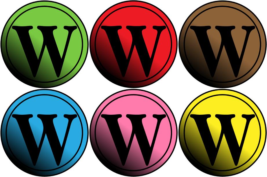 [フリー]WordPressアイコンを作成[自作]