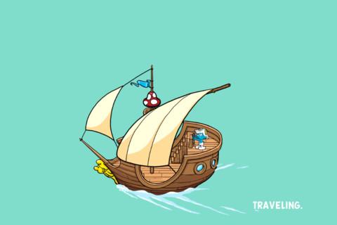 ドリーミースマーフ(Dreamy Smurf)が登場!Smurfs' Villageアップデート