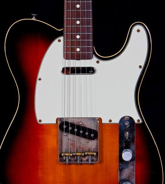 62 Fender Telecaster Customの写真