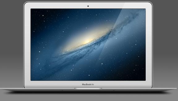 フリーでゲット出来る!Macbook AirのPSDファイル