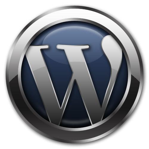 WordPressのロゴをPhotoshopで作るためのチュートリアル