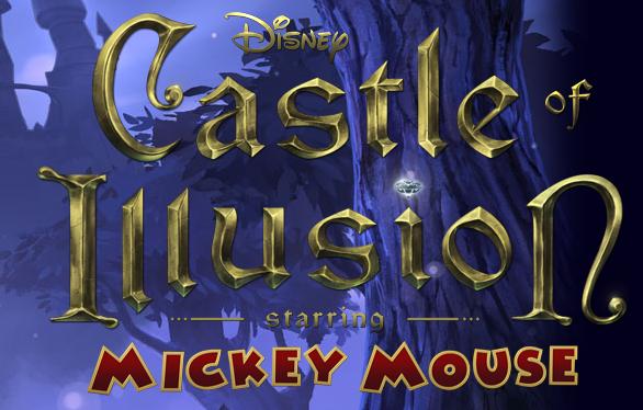 ディズニーゲーム期待のリメイク作品!ミッキーが大活躍する「Castle of Illusion」