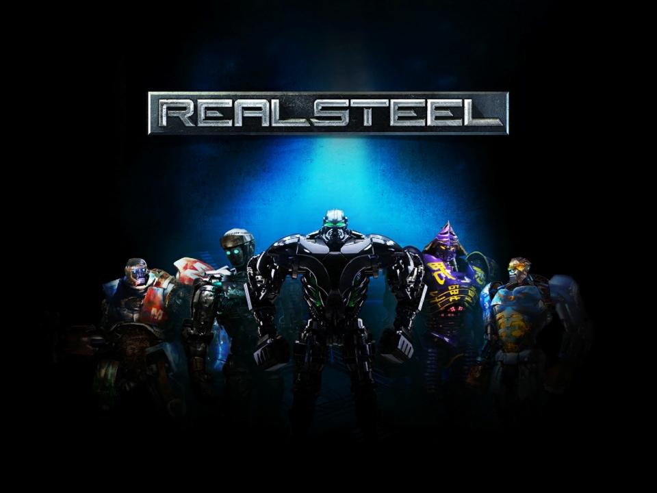 映画リアルスチールの格闘ゲームアプリ「Real Steel」のクオリティが高い!iPhone・iPadアプリ