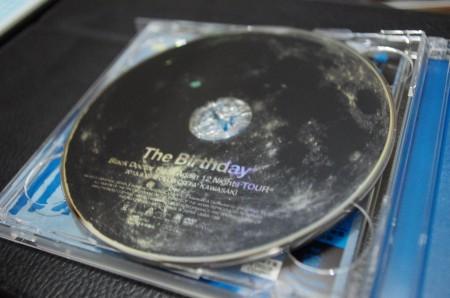 DVD盤面