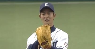 元西武:工藤投手の息子が西武ドームで始球式に登場!