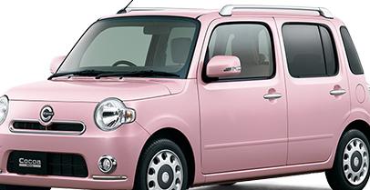 女性向けな内装が可愛い軽自動車をベスト3を勝手に選んでみた!(2014年版)