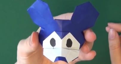 ミッキーの折り紙の折り方をレクチャーしてくれる動画まとめ