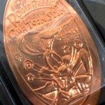 ロジャーラビットのスーベニアメダル