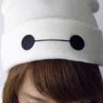 ベイマックスのニット帽
