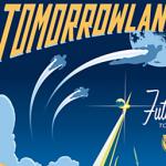 トゥモローランドのポスターが米ディズニーストアにて新発売!