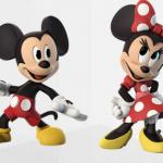 ディズニーインフィニティ3.0にミッキーとミニーが登場するよ!
