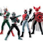 SHODO仮面ライダーVSは9月に発売予定!楽しみ!