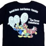 パニカムにて三人の騎士の新作Tシャツが発売されます!