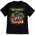 米ディズニーストアのハロウィンTシャツがミッキーが悪そうでカッコ良い!