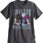 ディズニーヴィランズのTシャツがカッコ良い![米ディズニーストア]