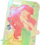 アリエルの柔らかいタッチのイラストが可愛いiPhone6sケース