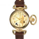 不思議の国のアリスの腕時計が可愛すぎてたまらない![ディズニー]
