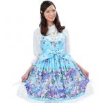 BABY,THE STARSとコラボした不思議の国のアリスのドレスが可愛い!