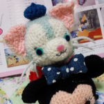 ジェラトーニのツムツム編みぐるみが可愛い![ハンドメイド]