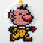 ピクミンのオリマーのアイロンビーズ図案・作品をまとめてみました!