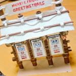 ディズニーシーのグリーティングトレイルにあるボードの模型を自作した人が凄い!