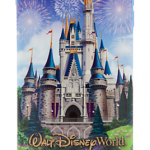 WDWのシンデレラ城のイラストが描かれたiPhoneケースが発売![USディズニーストア]
