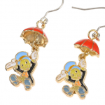 ジミニークリケットのピアスが可愛すぎる!ピノキオ好きオススメ!