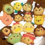 ツムツムの手作りクッキーがクオリティ高くて食べるのがもったいない!