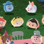不思議の国のアリスのツムツムがディズニーストアで発売開始!カワイイ!